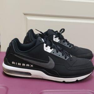 Men's Nike Air's Black/grey/white